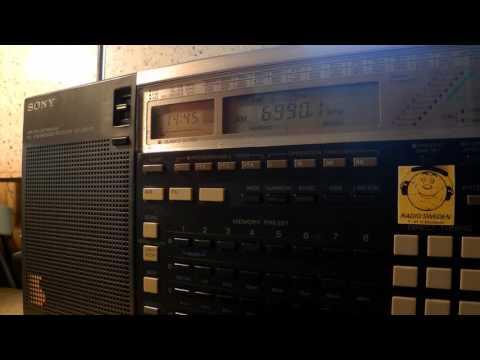 13 10 2015 Local Radio Voronezh in Russian to Russia via Comintern Radio 1445 on 6990 Voronezh