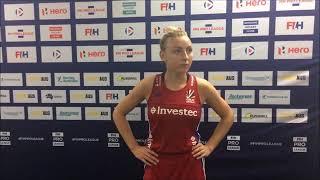 Hannah Martin - GB Hockey