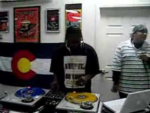 DJ KTONE AND HYPEMAN P @ CHEAPO DISCS INSTORE Video