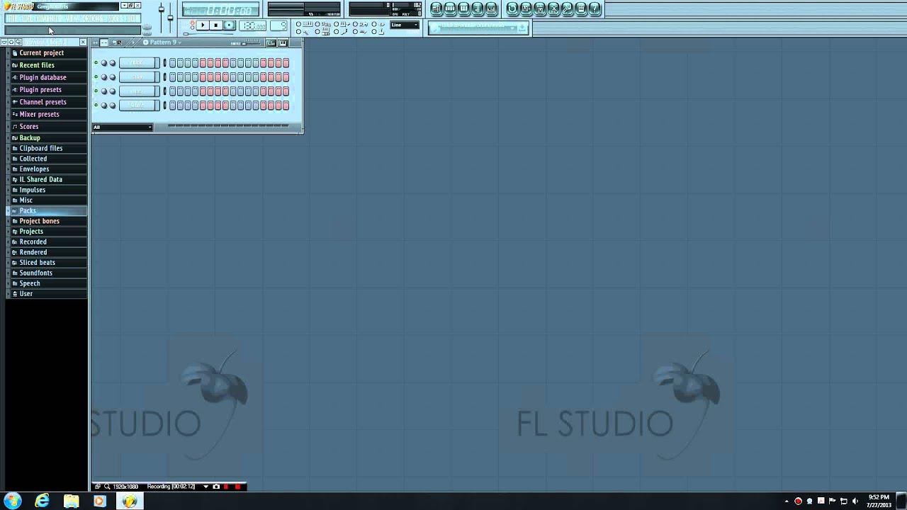 how to set interface on fl studio