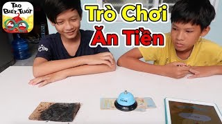 Lâm Vlog - Thử Thách Chơi Game Ăn Tiền | Trò Chơi Ăn Tiền TAO BIẾT TUỐT
