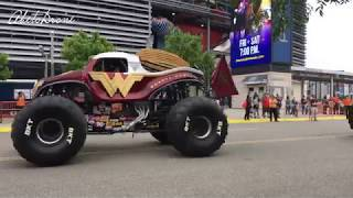 MONSTER JAM 2017   METLIFE STADIUM (NEW JERSEY)