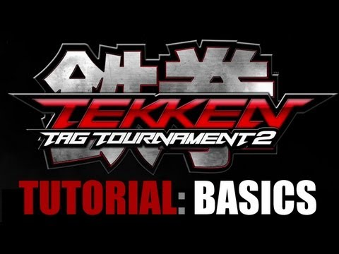 TEKKEN TAG TOURNAMENT 2 Tutorial Video #1 The Basics