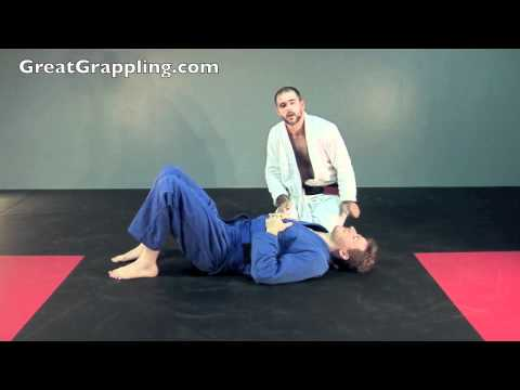 Side Control Submission Pedron Choke.mov Image 1