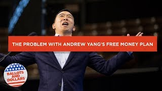 Andrew Yang is giving away money but is it really free?