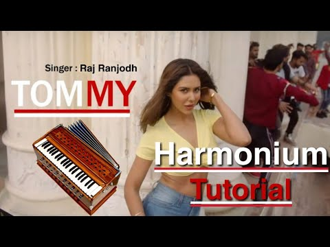 Tommy | Raj Ranjodh | Shadaa Movie | Diljit Dosanjh | Harmonium Tutorial | Music Guru