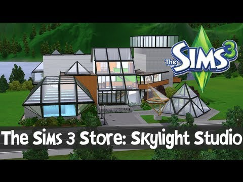 The Sims 3 Store Overview & Review: Skylight Studio for the Performing Arts