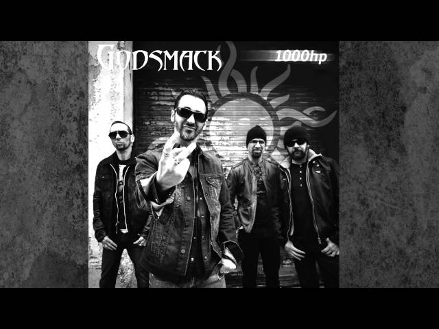 "NEW GODSMACK SINGLE! ""1000hp"""