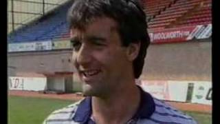1984-07 Lou Macari appointed as manager - Swindon Town FC