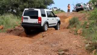 Volkswagen Amarok 4x4 Vs Land Rover Discovery TDV6 vs Mercedes ML