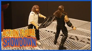 Undertaker vs Mankind King of the Ring 1998 Action Figure Showdown mbg1211