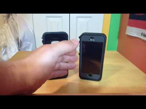 Otterbox defender vs lifeproof iphone 4 cases how to make amp do