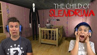 THE TRUTH ABOUT SLENDRINA'S BABY!! The Child Of Slendrina (We found the daddy)