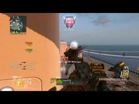 Black Ops 2: 40 Gunstreak Nuclear w/Skorpian Evo - How To Start A Youtube Channel Tips!