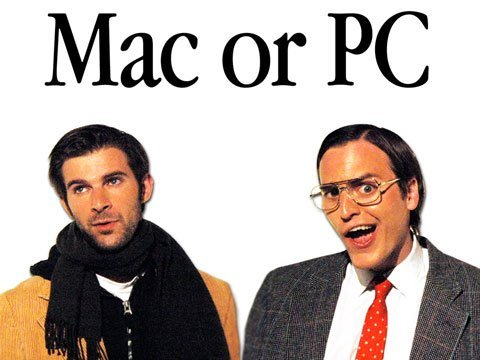"""Mac or PC"" Rap Music Video (Mac vs PC, Apple vs Microsoft)"
