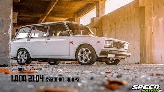 Lada 2104 SR20DET 400Ps