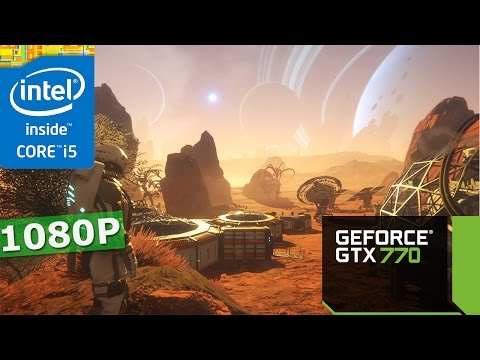 Osiris: New Dawn - Gameplay (i5-3570K + GTX 770) 1080p