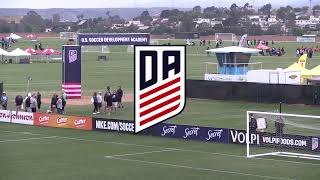 DA Playoffs: U-18/19 New England Revolution vs. Saint Louis FC