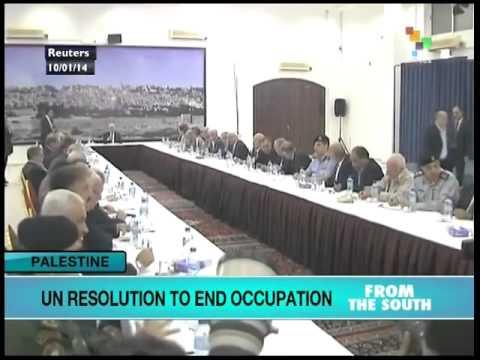 UN Resolution to end Israeli Occupation of Palestine
