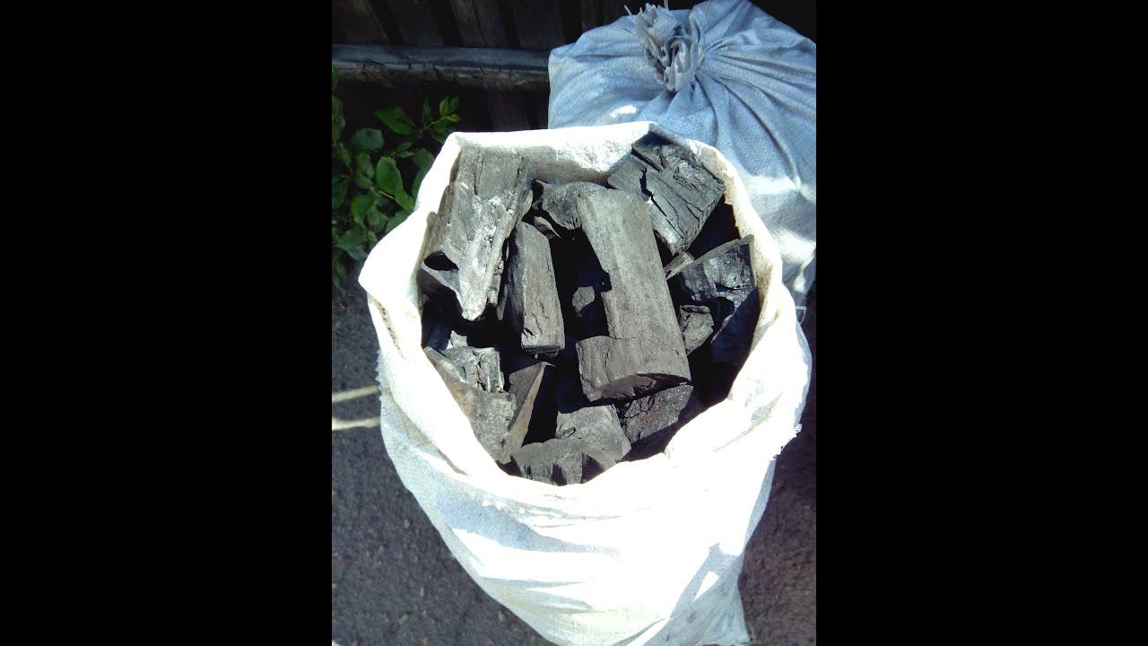 Уголь берёзовый своими руками 9