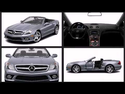 2012 Mercedes Benz  SL Class Video