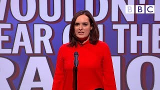 Things you wouldn't hear on the radio | Mock the Week - BBC