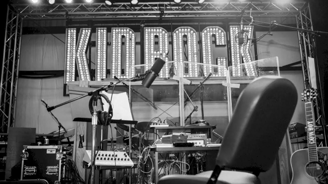 lets ride chords kid rock