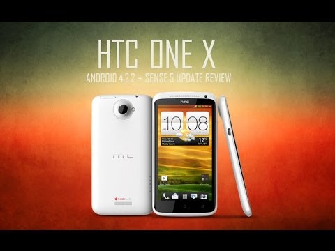 HTC One X. Android 4.2.2 Update Review