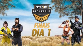 Free Fire Pro League - Finais - Dia 1