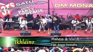 Mahesa Feat Vivi Rosalita - Ikhlasno -   Live