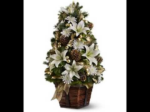 Hanukkah Flowers Delivery by Broadway Florists