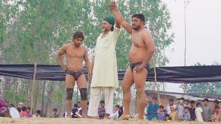 Mosam Ali Vs Jagga Amritsar Kushti Dangal || Maha Mukbala Ghana Behat Saharanpur || Kushti Dangal HD