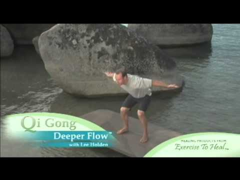 Qi Gong Deeper Flow with Lee Holden