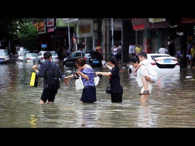 Typhoon Hato batters under-prepared Macau