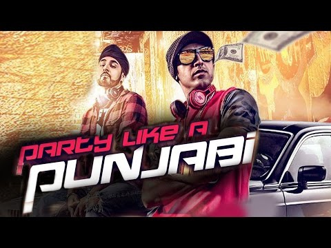 Party Like A Punjabi | Gippy Grewal Feat.manj Musik | Jus Reign | Raftaar | Full Music Video video