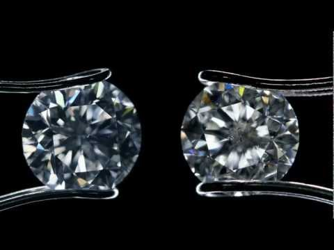 Comparisons of Diamond Clarity Grades