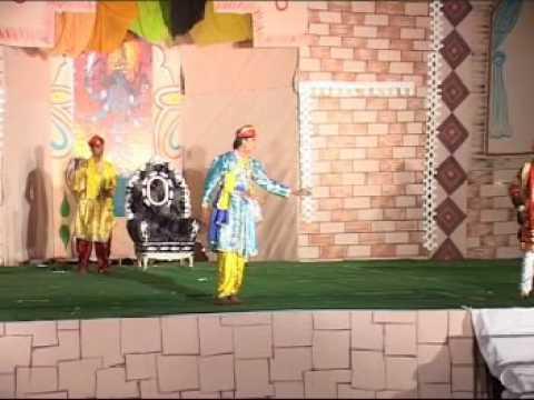 Historical play based on Shivaji Raje