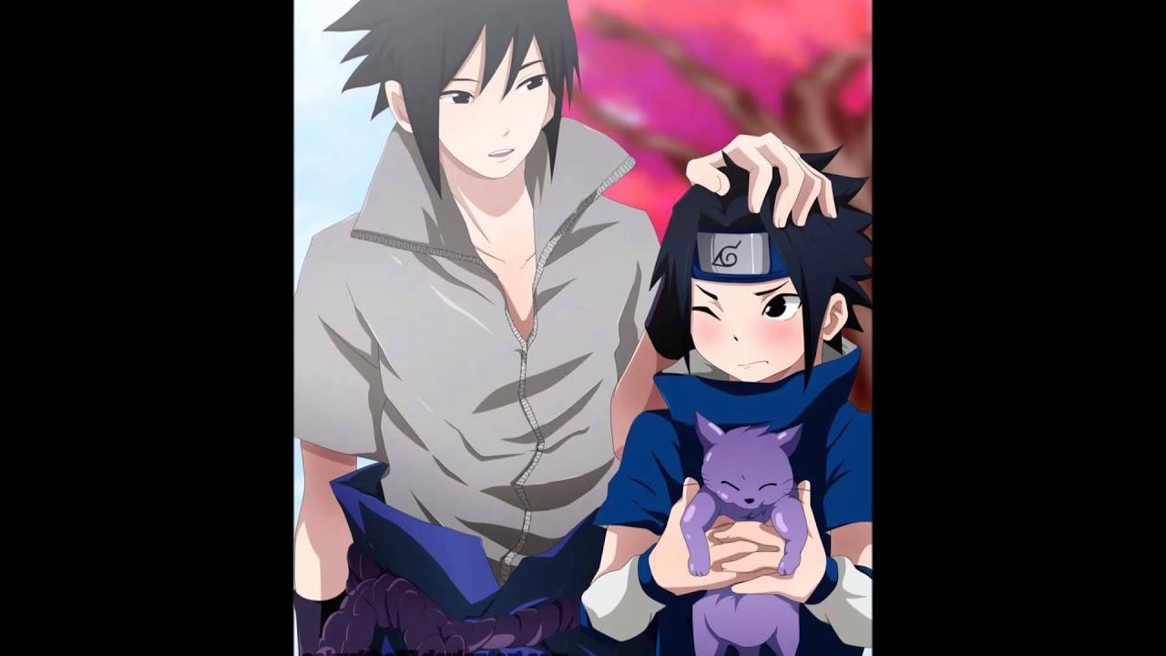 Naruto X Sasuko SASUKE AND HINATA FAMILY