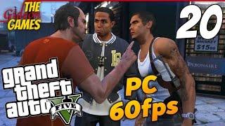 Прохождение GTA 5 с Русской озвучкой (Grand Theft Auto V)[PС|60fps] - Часть 20 (Присяжные)