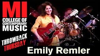 Emily Remler - Musicians Institute(MI)がMIにて行われた27分のライブ映像を公開 thm Music info Clip