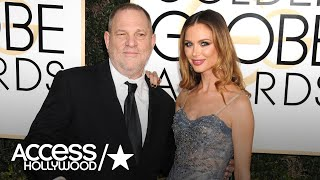 How Much Did Georgina Chapman Know About Her Husband Harvey Weinstein? | Access Hollywood