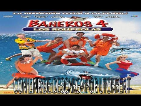 Bañeros 4 Los Rompeolas | Línk de descarga en la decripción