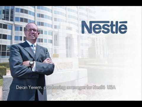 decision process of nestle comany