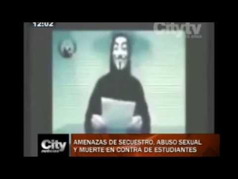 CityNoticias: En video amenazan a niñas de colegios de Suba y Engativá