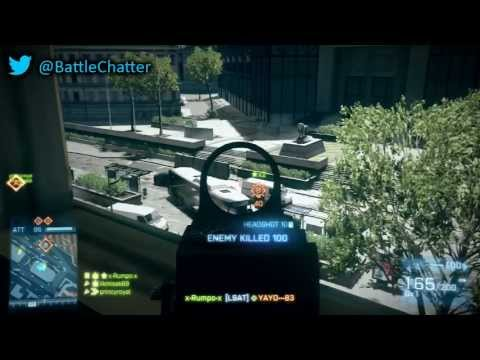 Battlefield 3 | Tip of the Week | Bipod Tips & Tricks