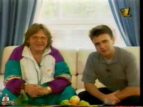 Юрий Антонов в программе Пока все дома. 1997