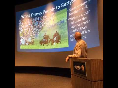 Is Gettysburg America's Epic Tale. Central to Our National Identity? (Lecture)