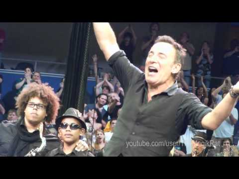 Tenth Ave Freeze-Out - Springsteen - Tampa March 23, 2012