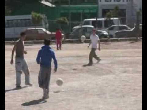 Insane street football