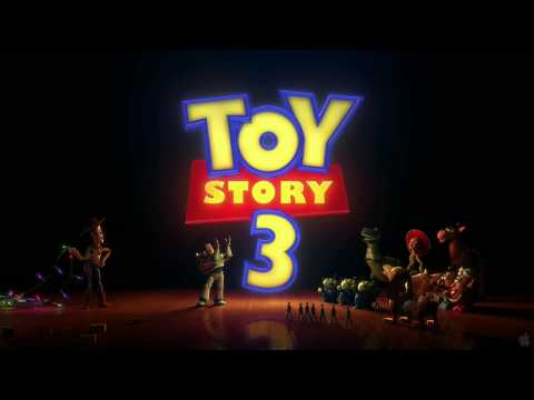 Toy Story 3 Official Movie Trailer HD